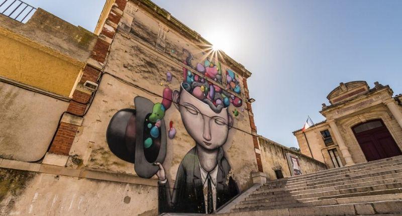 Décoration murale Sète